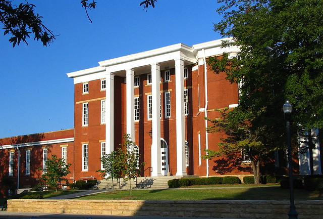 Putnam County Courthouse - Cookeville, TN