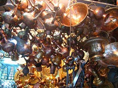 Brass shops in Qissa Khawani, Peshawar (imranthetrekker , new year new adventures) Tags: pakistan snow afghanistan mountains history tourism church nature architecture river oak adventure glaciers greenery peshawar suspensionbridge polo nwfp juniper mosques shepherds silkroute chitral khyberpass colorsofautumn hindukush terichmir romboor torkham imranthetrekker imranschah northpakistan kalashvalleys shandoorpass decoratedtrucks muhabbatkhanmosque nooristan bamborate chitralguy thecastleoffairies trekkinginkalashvalleys shandoorfestival stctahedral kalashpasses donsonpass kundayakpass kalashgilrs