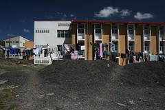 Washing day, Wollo university (ellybrown) Tags: university desse wollo dessie