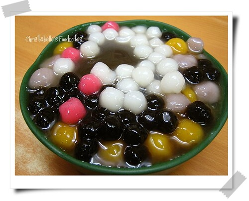 愛玉之夢遊仙草綜合愛玉冰 Grass Jelly Ice