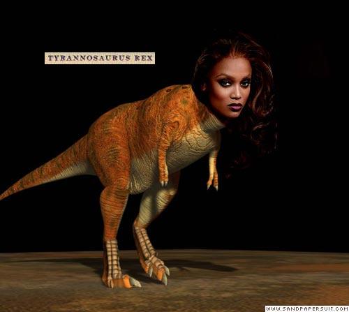 Tyra-nnasaurus Rex 2