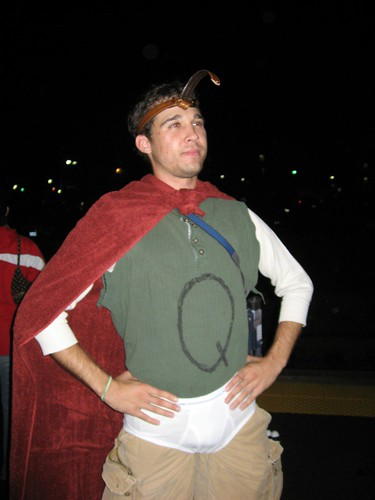 Go Back > Gallery For > Quailman Doug Costume Quailman Q