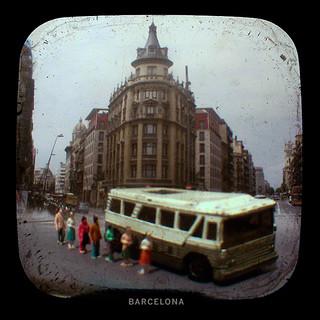 Tour Bus - Barcelona #5