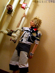 Kingdom Hearts Birth by Sleep - Ventus cosplay by Saeru at Youmacon 2007 (orgXIIIorg) Tags: costumes anime hearts costume cosplay kingdom convention masquerade costuming ven 2007 kingdomhearts youmacon ventus saeru birthbysleep orgxiiiorg