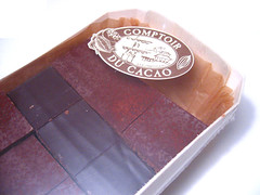 The Chocolate Show: Samples: Comptoir du Cacao Pralines