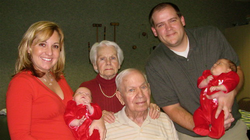 Great Grandparent Sizemore's