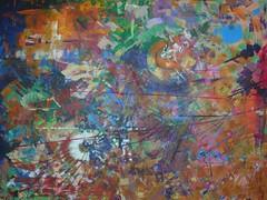 Abstracto (Enrique Sarabia) Tags: espaa color colour art painting landscape spain agua paint artist day arte drawing paisaje dia canvas exposition oil impressionism acuarela abstracto dibujo len sarabia painters muestra pincel realismo pintura pintores tempera artista abstracta marinas exposicin contemporneo lienzo leo impresionismo contempornea acrlica expresionismo nortenorte