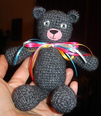 oso gris