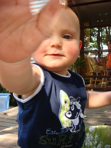Curtis, 10 months.