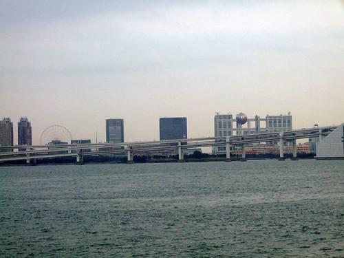 遊東京灣去