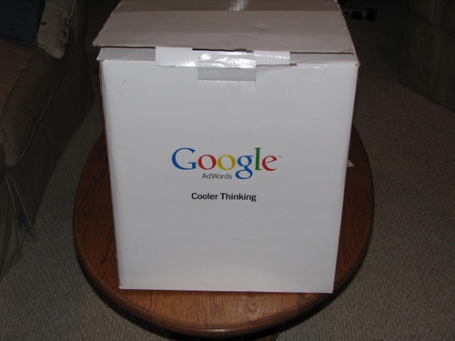 Google Fridge Box