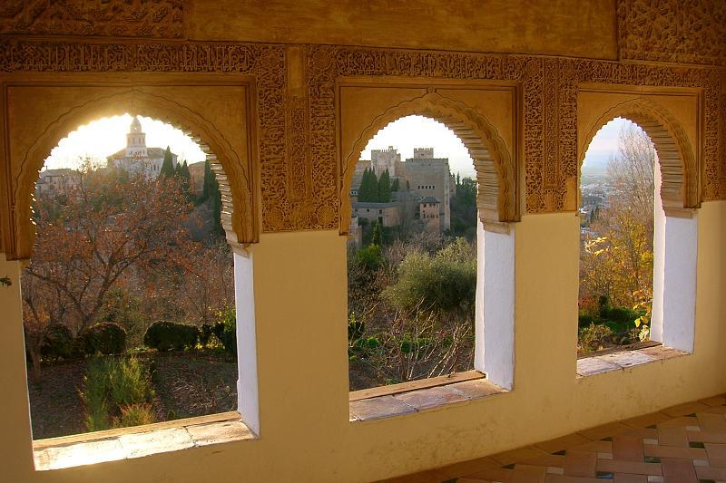 Granada, Generalife