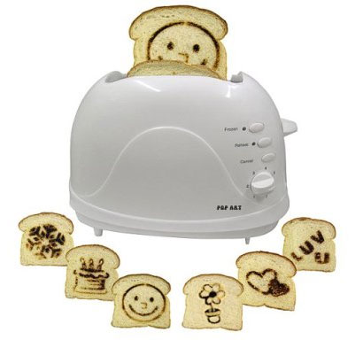 Pop Art Toaster. Img: Target