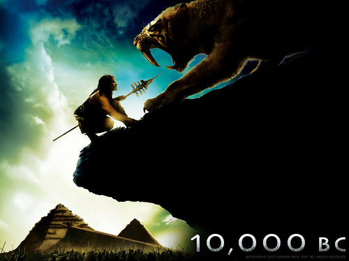 10.000 A.C. poster