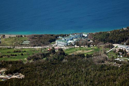 Mackinac Island - Grand Hotel