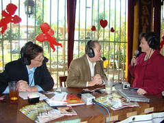 "Houston Business Show Live Broadcast at ""El Tiempo"" Restaurant (StealthMarketer) Tags: foxnews jennifercolon universityofhouston kevinprice mikealexander jimoneill andyvaladez stevelevine houstonneighborhoods marketingdynamics bauercollegeofbusiness houstonrealestatetoday carolebaker houstonbusinessshow houstonbusiness businessradio robbieadair donaldleonard virginiagrace joestiles johodell"