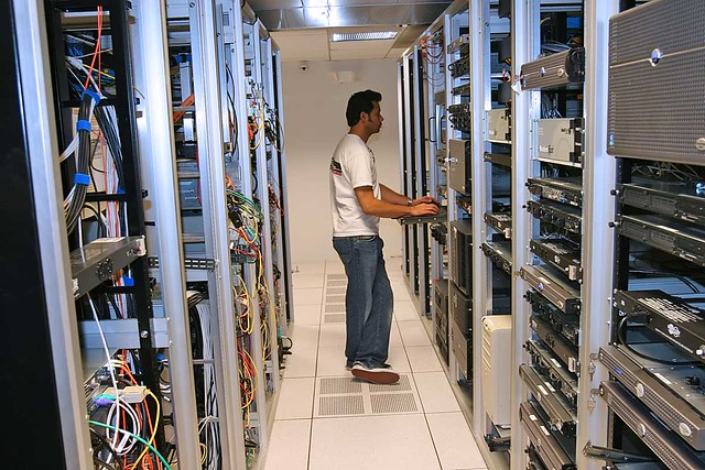 Data center work