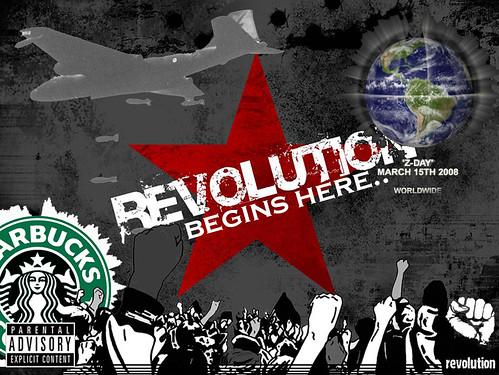 Revolution Z-day