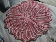 dishcloth2 011 (crochet-along) Tags: knitting craft yarn dishcloth cotton