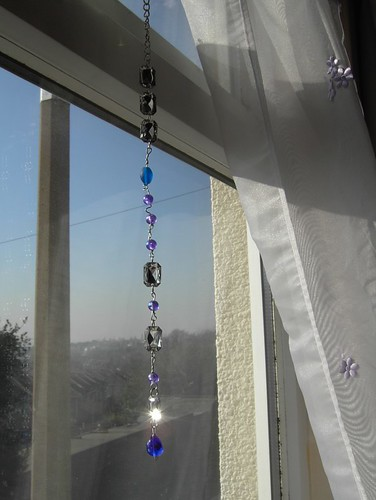 Repurposeful Suncatcher