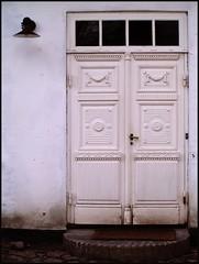 The door to......... (Kirsten M Lentoft) Tags: white doors blueribbonwinner platinumphoto anawesomeshot aplusphoto momse2600 diamondclassphotographer mmmmmmmuahhhhhhhh esromkloster kirstenmlentoft