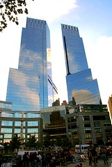 Time Warner Center by saitowitz, on Flickr