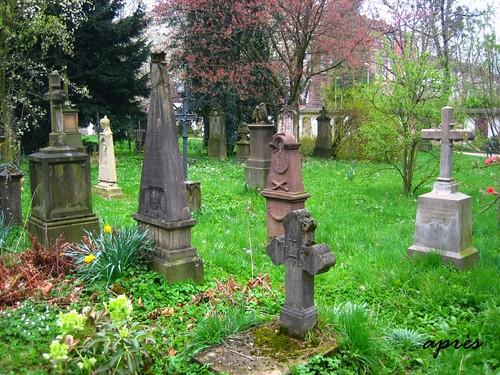 Alter Friedhof Freiburg 1
