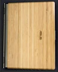 Фото 1 - Asustek Computer собирается выпускать ноутбуки из... бамбука