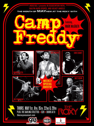 Camp Freddy Mayhem