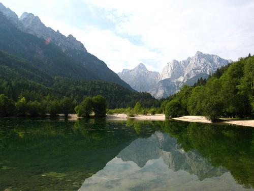 Alpes Eslovenos o Julianos en Eslovenia
