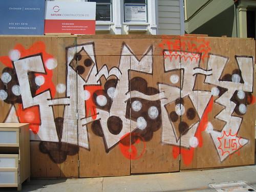 SF Graffiti