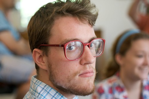 Nerd Glasses [Photo by DeaPeaJay] (CC BY-SA 3.0)