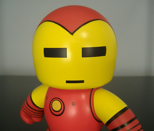 Mighty Muggs Iron Man 3