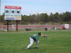 Stepson baseball