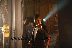 usher mtv promo shoot