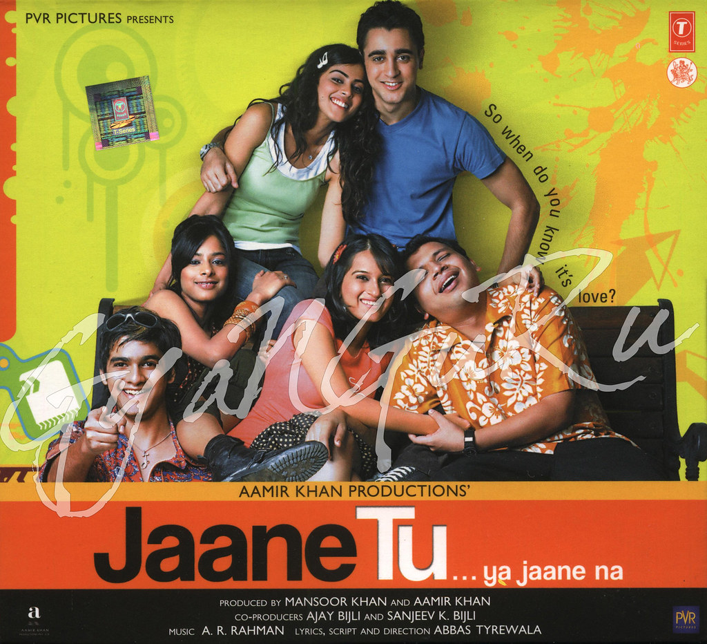 Jaane Tu Ya Jaane Na (2008) - Pre DVDrip - First On Net Watch Online 2510933897_a482b1f2cb_b