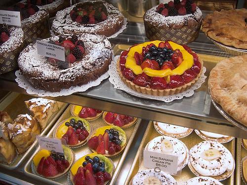 Sweet Melissa's Dessert Display