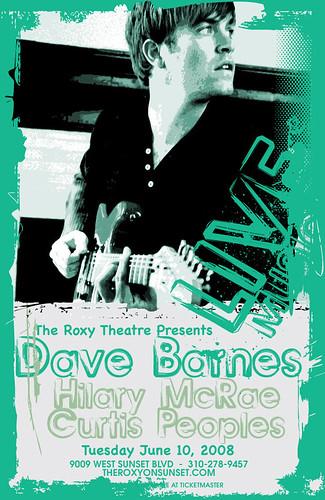 Dave Barnes 6/10