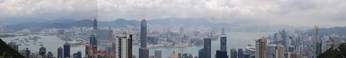 Hong Kong Sprawl