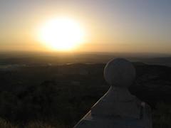 Puesta de sol en Lucena - bola (TonioMora) Tags: sunset puestadesol crdoba lucena canona520