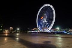 Spin (TigerPal) Tags: bangkok thailand asiatique ferriswheel wheel longexposure motionblur mekhong shadow light playground amusementpark night dark darkness