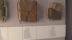 CIMG1971 (jonhurlock) Tags: london museum ancient clay britishmuseum tablet cuneiform mesopotamia mesopotamian