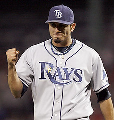 Matt Garza Is Jealous Of Joe Nelson's Little Friend