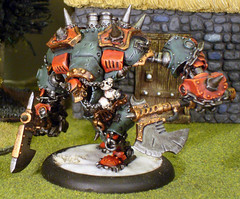 drago (Casey Willis) Tags: warmachine warjack khador
