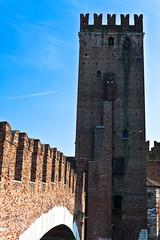 Castelvecchio - Verona (Tom Peddle) Tags: italy verona 2009 castelvecchio