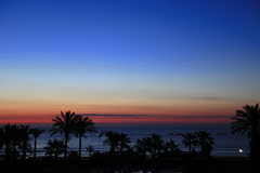 Sunrise from Mojacar (franmembrillera) Tags: espaa spain almera playas mojacar