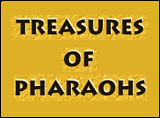 Online Treasures of Pharaohs 5 Lines Slots Review