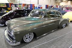 1950 Chevrolet (bballchico) Tags: 1950 chevrolet fleetline roberthouse gnrs2017 carshow