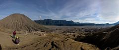 Tennger caldera (Jhaví) Tags: tenngercaldera java indonesia volcano volcán nature landscape light blue traveling asia southestasia