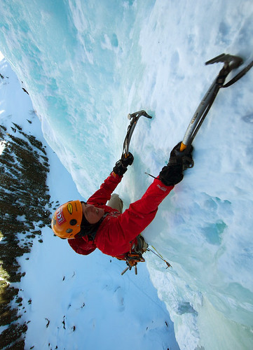 Ben Clark - Alpinist by Mountain Hardwear.
